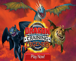 Dragon Training Legends