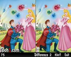 Sleeping Beauty See The Difference