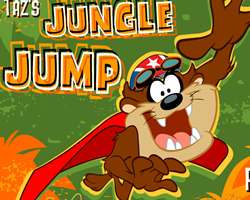 Taz Jungle Jump