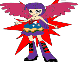 Twilight Sparkle As Equestria Girls