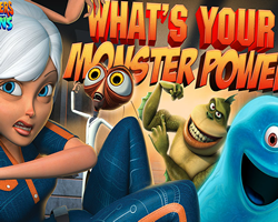 What is Your Monster Power