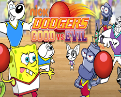 Nick Dodgers Good Vs Evil