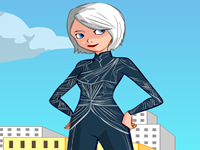 Monsters Vs Aliens Dressup
