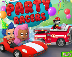Nick Jr Party Racers