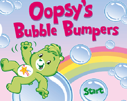 Care Bears Oopsys Bubble Bumpers