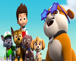 Paw Patrol Hidden Numbers