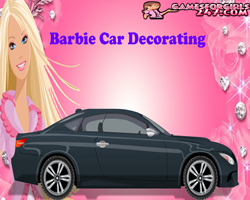 Pimp My Barbie Car