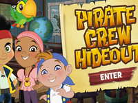 Pirate Crew Hide Out