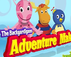 The Backyardigans Adventure Maker